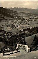 Hindelang Bayern Schwaben Allgäu AK ~1950/60 Oberjoch Jochstraße Allgäuer Alpen