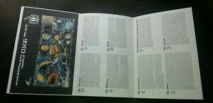 [SJ] Ciskei Solar System 1991 Astronomy Space Earth Planet (folder set)