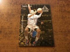 2014-15 Panini Paramount Gold Base Chris Paul SP #10/10 Clippers / Rockets
