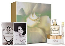 Natalie Wood 💋 Natalie Gift Set NWT $125 Eau De Parfum Body Cream & Purse spray