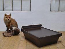 RAR I Otto Zapf I Sofalette coffee table I dark brown I 1967 I Vitsoe & Zapf
