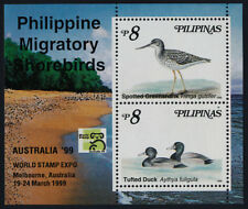 Philippines 2606 MNH Birds, Australia '99 Expo o/p