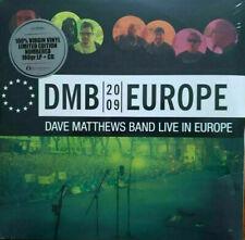 Dave Matthews Band Europe 2009 Box 5 Vinili Lp + CD Numerato 551/2000 Nuovo