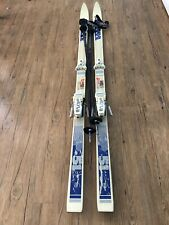Tyrolia Skis And Ski Sticks