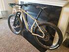 Salsa Woodsmoke Carbon Hardtail Mountain Bike