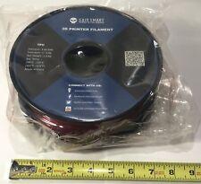 Sain Smart 3D Printer 3mm Red Filament TPU Flexible 1kg / 2.2lbs