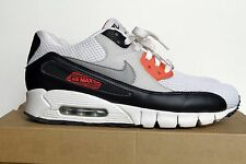 Nike Max 90 RARA Air OG Reverse Infrareds Tg UK 7.5