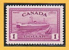 CANADA 273 $1.00  1934 1 MINT VF NH STAMP. CV$45.00 512