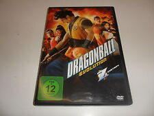 DVD  Dragonball Evolution
