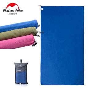 1pcs Microfiber Quick Drying Towel Travel Sports Camping Swim Beach Bath Shower