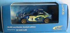 SUBARU IMPREZA WRC #10 WINNER RALLYE MONTE CARLO 2002 1/43 IXO PRODRIVE MAKINEN