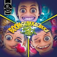 257ERS - BOOMSHAKKALAKKA  CD NEW+