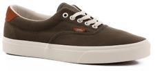 Vans Era 59 Flannel Dusty Olive Men's Classic Skate Shoes Size 10