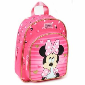 Looking Fabulous Maus | Kinder Rucksack 31 x 25 x 12 cm | Minnie Mouse