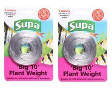 Supa Big 10 Lead Strip Plant Weight 3 Metre Length S131