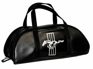 Ford Mustang Tote Bag Classic Black Small * Ships Worldwide & FREE To the USA!