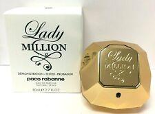 Lady Million by Paco Rabanne  2.7 oz EDP Women's perfume  Tester