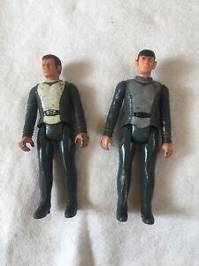 vintage 1979 Mego Star Trek Motion Picture action figure lot Spock Kirk