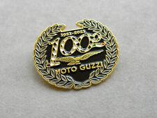 Spilla Moto Guzzi Centenario 100 anni - 1921 2021 Mandello del Lario