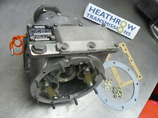 MGB OVERDRIVE REMANUFACTURED EXCHANGE LH OVERDRIVE. CHROME BUMPER 1967 - 1974