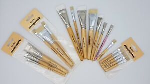 Decopatch Brushes , Decoupage Paper Brushes, Napkin Brushes ***Full Range***