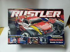 Traxxas Rustler XL5 3705 1:10 Electric Car Titan 12T550