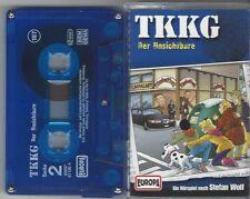 TKKG - MC - Folge 167 - Der Unsichtbare für Deine Sammlung Hörspiel Kassette