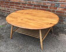 Vintage/Retro oval Ercol coffee table