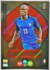 Panini Adrenalyn XL World Cup 2018 Russia/Limited Edition: n 'G. Kanté/fra