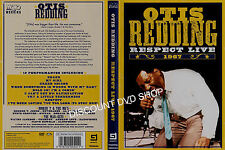 Otis Redding - Respect - Live 1967 (DVD, 2009)