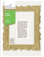 Anita Goodesign Machine Embroidery Projects - Fancy Frames