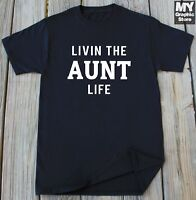 Funny Aunt T Shirt Christmas Birthday Gift for Aunt Auntie Mothers Day Gift Tee