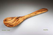 Kochlöffel aus Olivenholz, Holz Löffel 25 cm Olivenholz