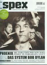 Spex 2009/05 - 06 (Mit CD) Phoenix