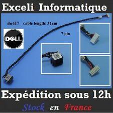 Conector conector dc jack alambre de cable DELL VOSTRO 3700