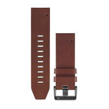 Garmin fenix 5X QuickFit Bands (26mm) Brown Leather