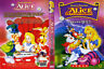 Alice In Wonderland (1951) - Clyde Geronimi, Hamilton Luske  DVD NEW