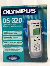 Olympus DS-320 Handheld Digital Voice Recorder NIB