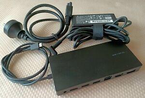 HP Elite USB C docking station TPA-B01 65w AC adapter