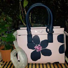 🌸 Kate Spade Cameron Grand Flora Medium Satchel Bag Serendipity NWT RETAIL $399