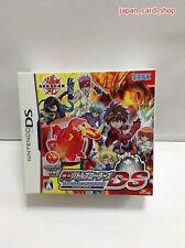 20142 AIR Bakugan DEFENDERS OF THE CORE Nintendo DS with cross dragonoid figure