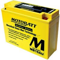 Motobatt Battery For Yamaha VX500E Vmax 500cc 94-01