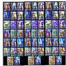 100pcs Latest Pokemon Cards 95 GX +5 MEGA EXEnglish Holo Flash Trading GX Cards