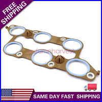 Set Intake Manifold Gaskets Lower For 10-11 Chevy Chevrolet Camaro CTS 12590958