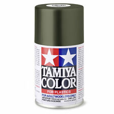 Tamiya ts-70 100 ml Marrón Verde Oliva Verde Liso Oliva Mate Color 300085070