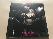 AUSTRALIA VOL.1  by MADONNA  Vinyl Double Album  MIW001 Rare live show