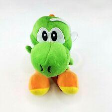 "Super Mario Bros 5.5"" Window Clinger Yoshi Plush Green"