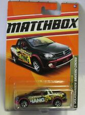 Matchbox 1-75 Superfast MB80 VW Volkswagen Saveiro Cross black. US blister