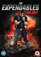 Nuovo The Expendables Trilogia Film Collection(3 Film) DVD