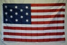 Hopkinson's 1777 Flag 3x5 ft 6 Pt Star Revolutionary War USA US American Francis